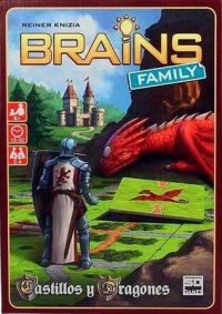 BRAINS. CASTILLOS Y DRAGONES