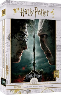 PUZZLE HARRY POTTER VS VOLDEMORT 1000 PIEZAS