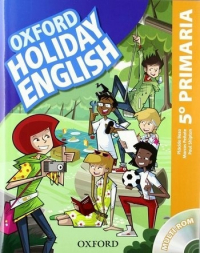 Holiday english 5º prim pack esp 3ed