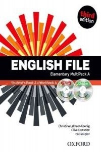 English file elementary multipack A Pack 3ed