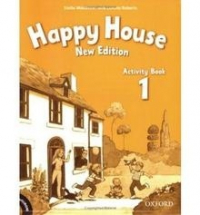 Happy House 1Activity Book + Multirom Pk 2Ed