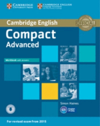 Compact Advanced Workbook with Answers + Audio CD