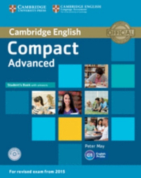 Compact Advanced Student's Book with Answers and Cd-ROM