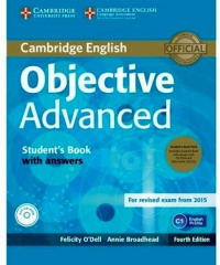 Objective Advanced Student's Book Pack (Student's Book with Answers with CD-ROM