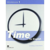 Time for English. 1 WB + CD