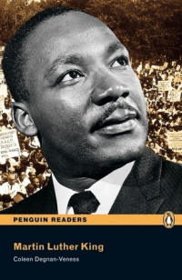 Penguin Readers 3: Martin Luther King Book & MP3 Pack