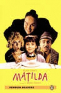 Penguin Readers 3: Matilda Book & MP3 Pack