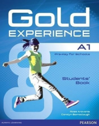 Gold Experience A1- Student's Book with Multi-ROM