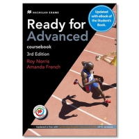 READY FOR ADV Sb -Key (eBook) Pk 3rd Ed