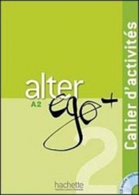 ALTER EGO PLUS 2 EJER+CD