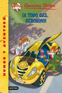 ¡A todo gas, Geronimo!