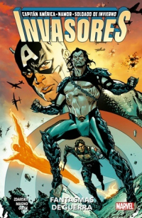 100% MARVEL COEDICIONES INVASORES. WAR GHOSTS