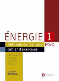 ENERGIE 1 (EXERCICES+CUADERNO+CD)