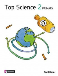 TOP SCIENCE 2 PRIMARY STUDENT'S BOOK