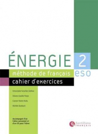 ENERGIE 2 (EXERCICES+CUADERNO+CD)