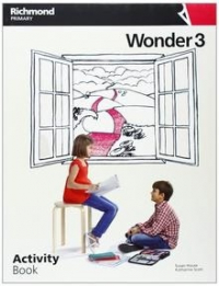 WONDER 3 ACTIVITY + AB CD