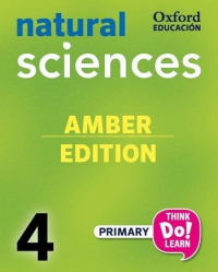 Think Do Learn Natural Science 4th Primary Student's Book + CD Pack Amber