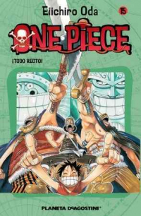 One Piece nº 15