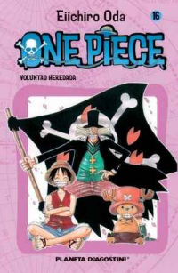 One Piece nº 16
