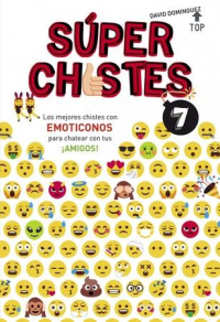 SUPERCHISTES 7. LOS EMOTICONOS