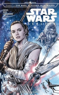 Star Wars Lealtad (cómic Episodio IX)