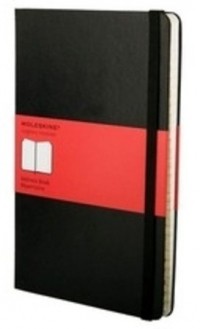 Cuaderno moleskine grande. Address Book